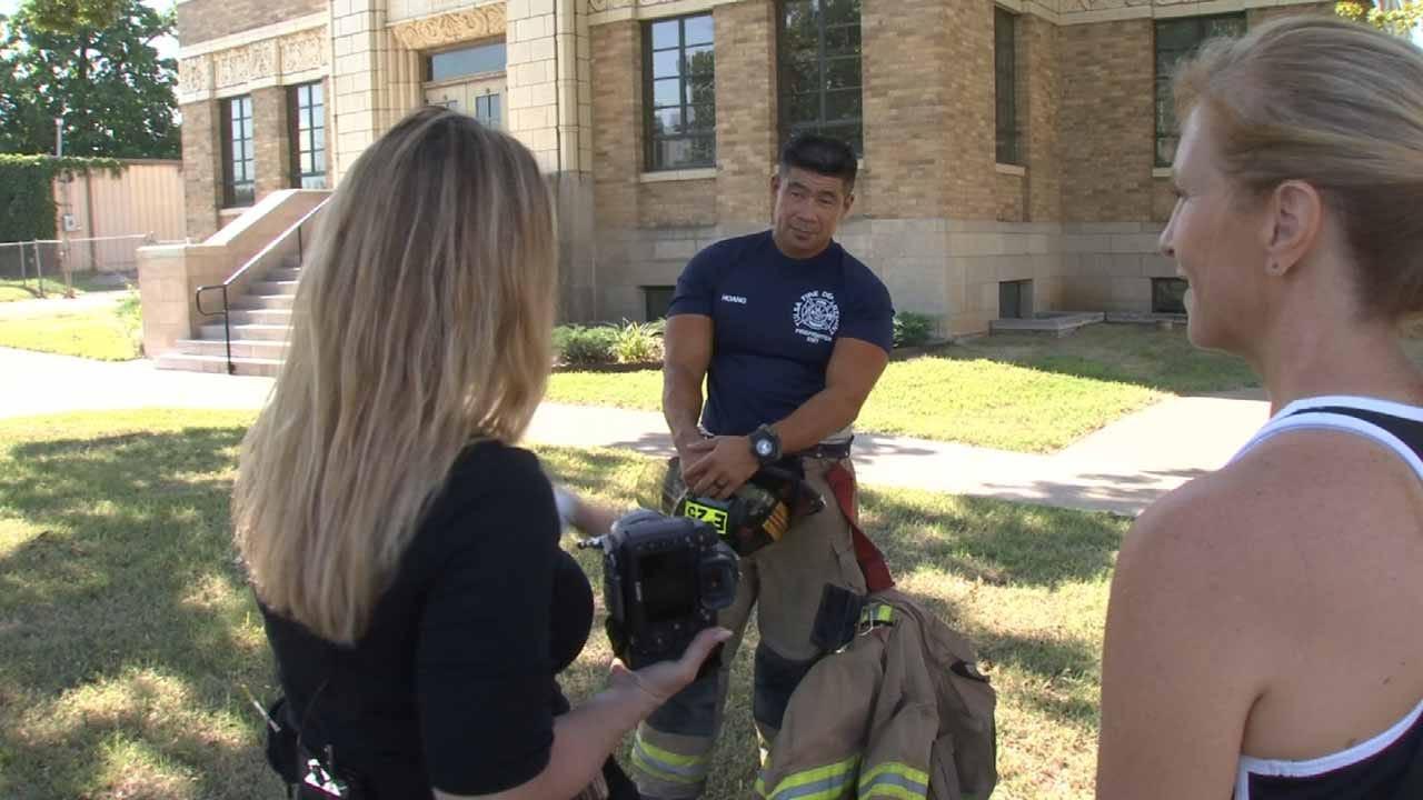 Production Underway For 2019 Tulsa Firefighter Fund-Raising Calendar