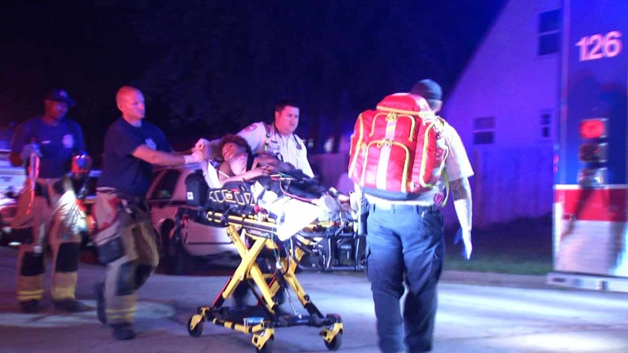 Tulsa Police Looking For Gunman That Injured 15-Year-Old In Tulsa Drive-By