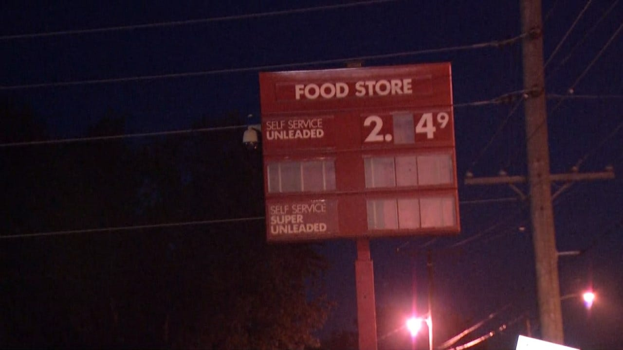 Tulsa Police Search For Convenience Store Robber