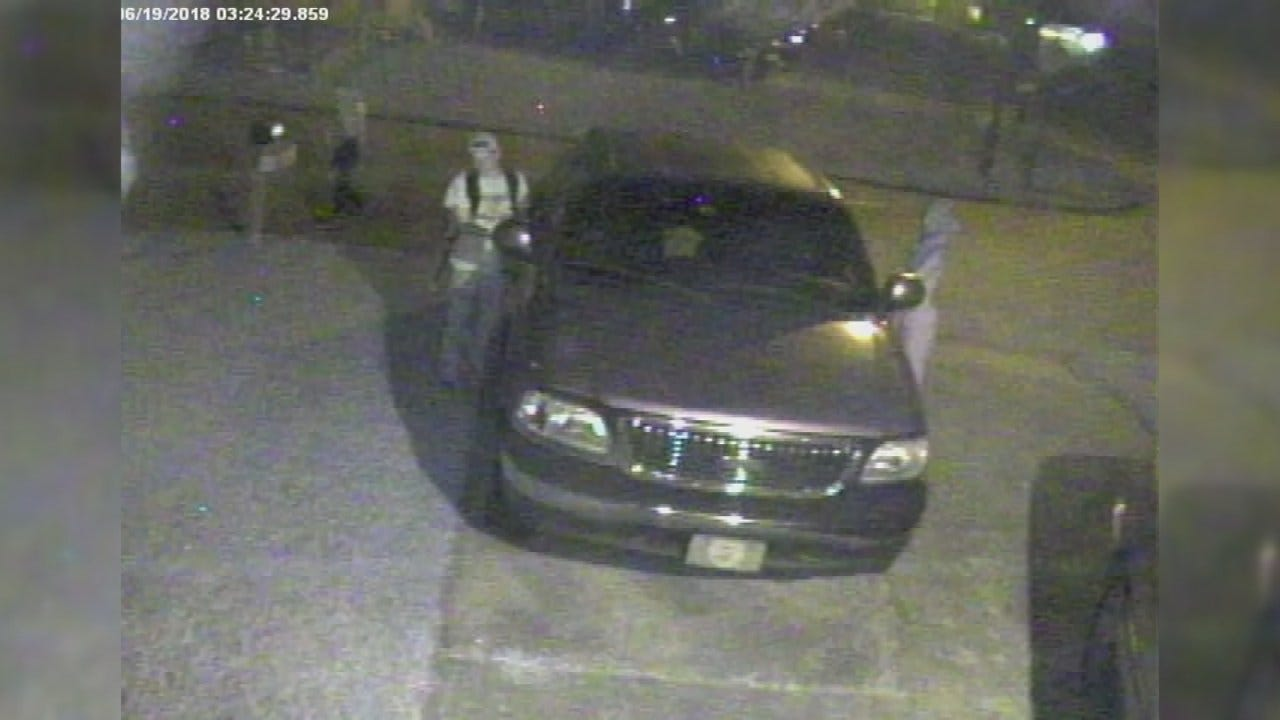 Wagoner County Sheriff Looking For Group Of Car Thieves