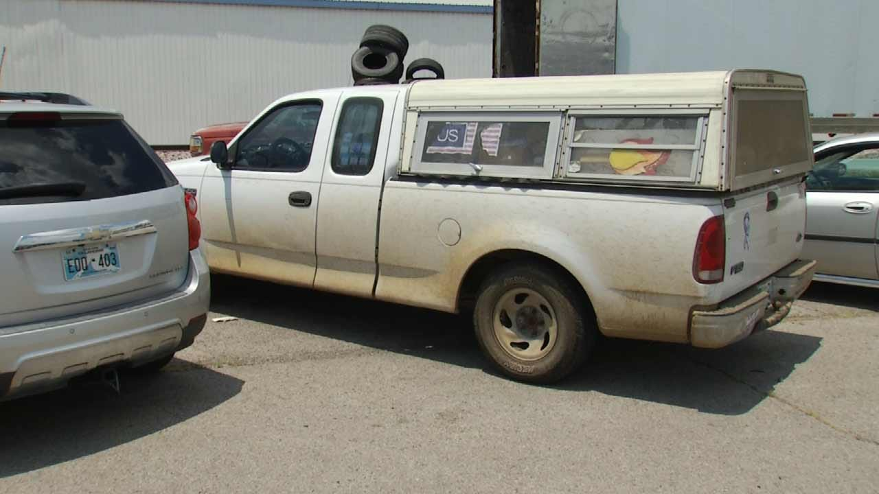 Equipment, Truck Stolen From Claremore Special Olympics Team Recovered