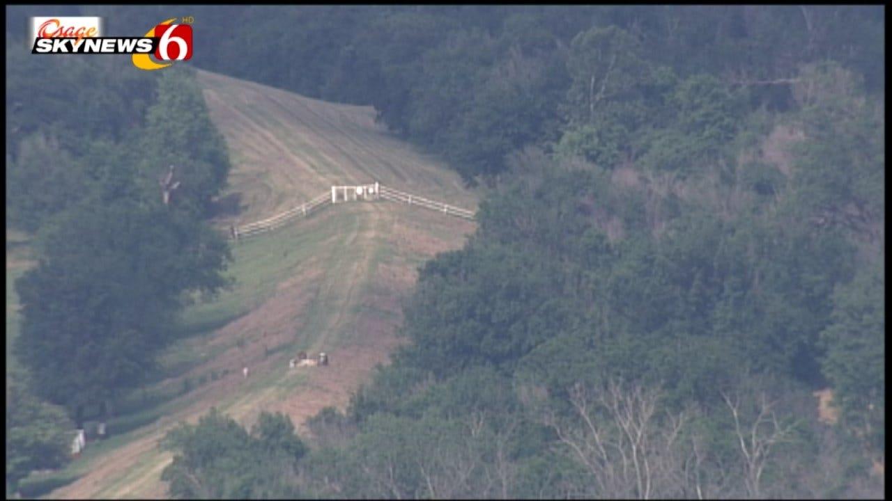 Federal Funding To Help Repair Tulsa's Arkansas River Levees