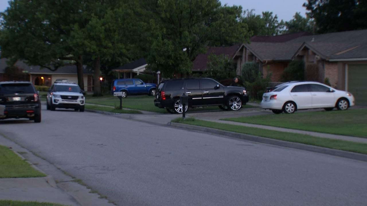 Man Shot, Killed Breaking Into Tulsa Home Was Woman's Ex-Boyfriend, Police Say