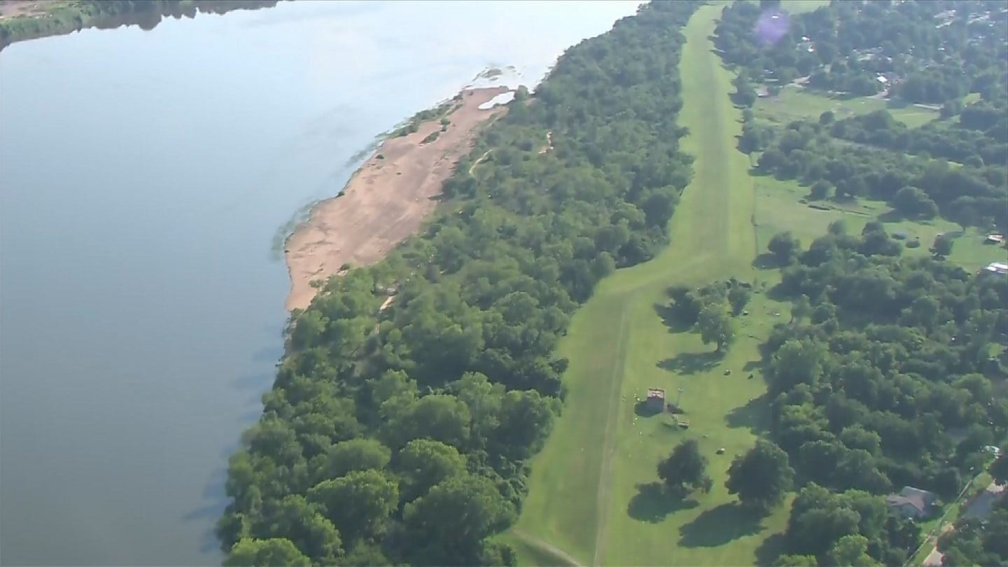 Tulsa's Aging Levee System Being Examined For Possible Repairs