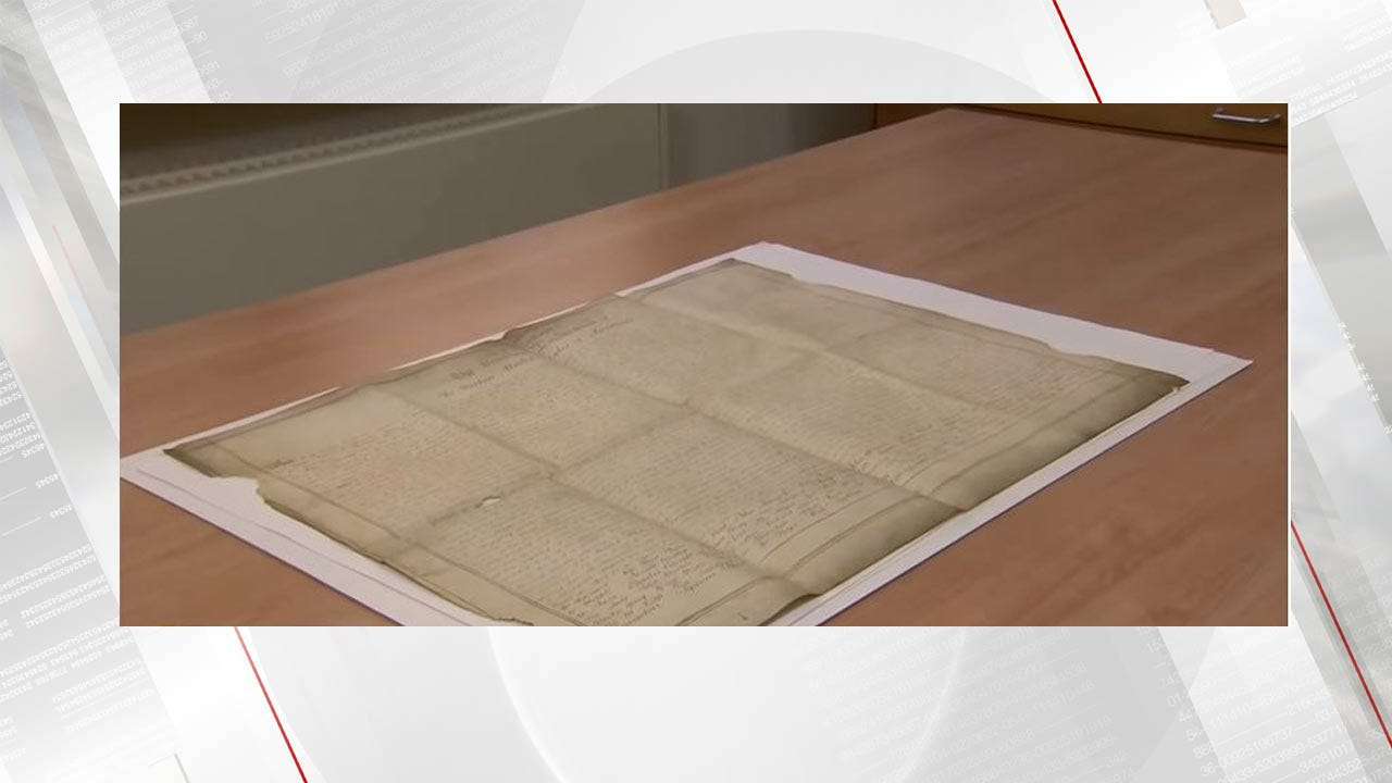 Analysis Reveals Clues About Declaration Of Independence Copy Found In U.K.