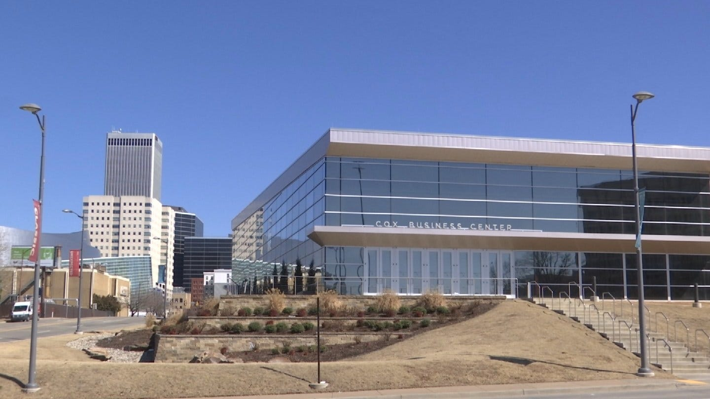 $55 Million Renovation Of Cox Business Center Set To Begin