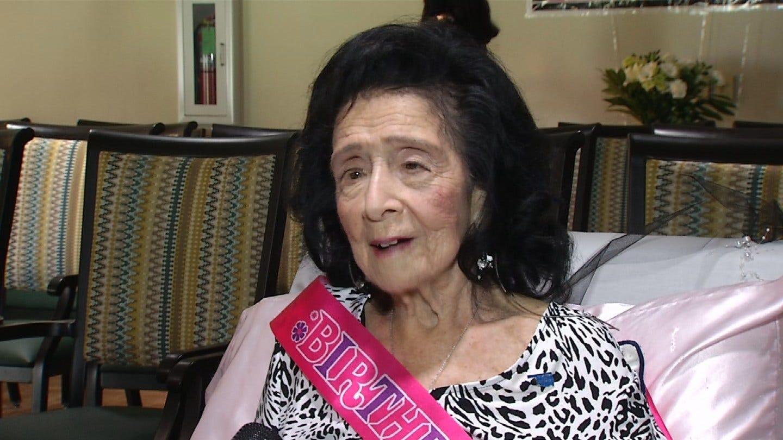 Broken Arrow Woman Celebrates 108th Birthday