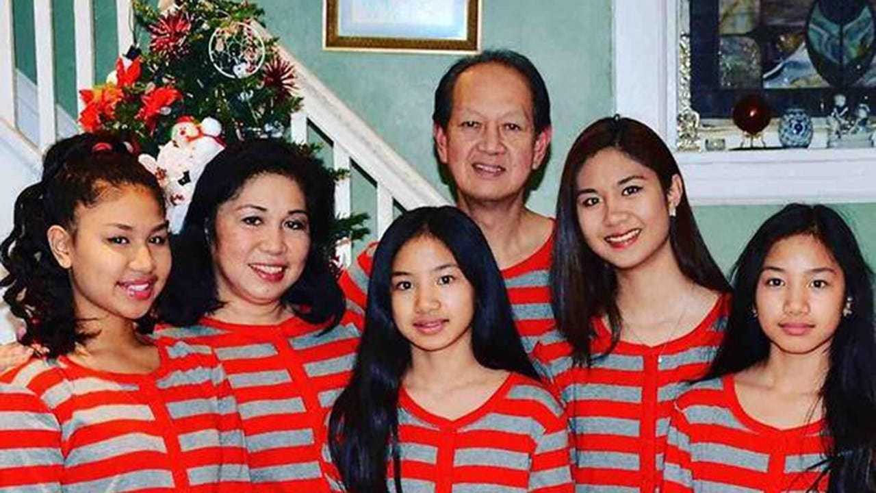 Mother Survives Car Crash That Killed Husband, 4 Daughters
