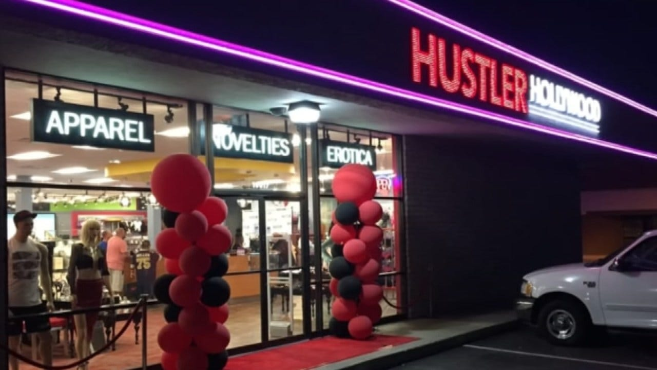 Bishop Kelley Leaders Opposing Plans To Open Hustler Hollywood Store