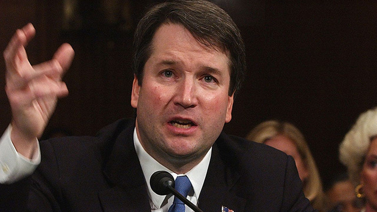 Brett Kavanaugh Is Trump's Supreme Court Nominee
