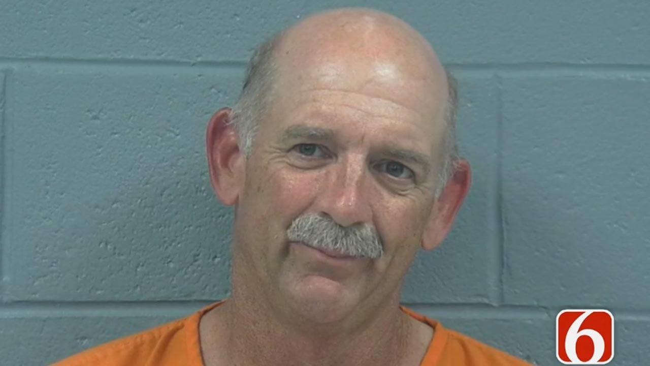 Claremore Man Accused Of Aggravated Possession Of Child Pornography