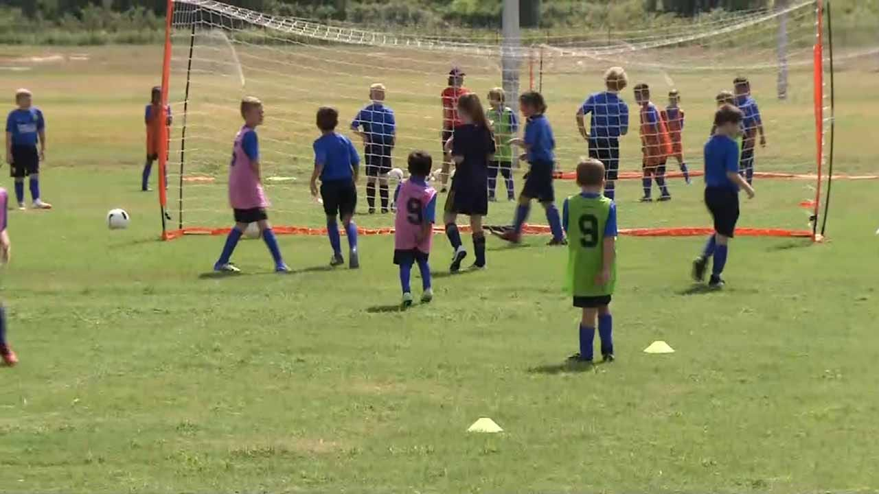 OK Kids Learning Soccer, Life Skills From FC Barcelona Coaches