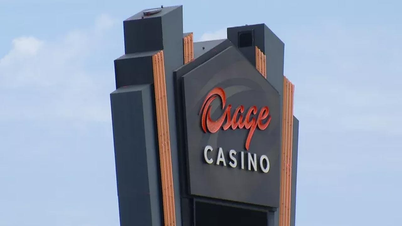 Osage Casinos To Hold Job Fair For New Hotel, Casino