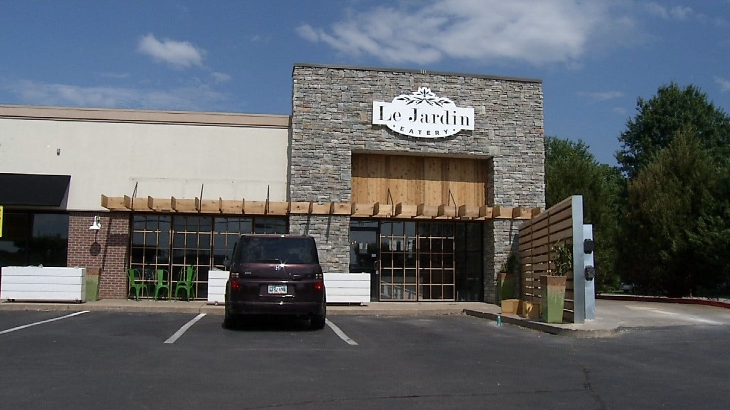 Thieves Steal From Bixby Restaurant Before It's Even Open For Business