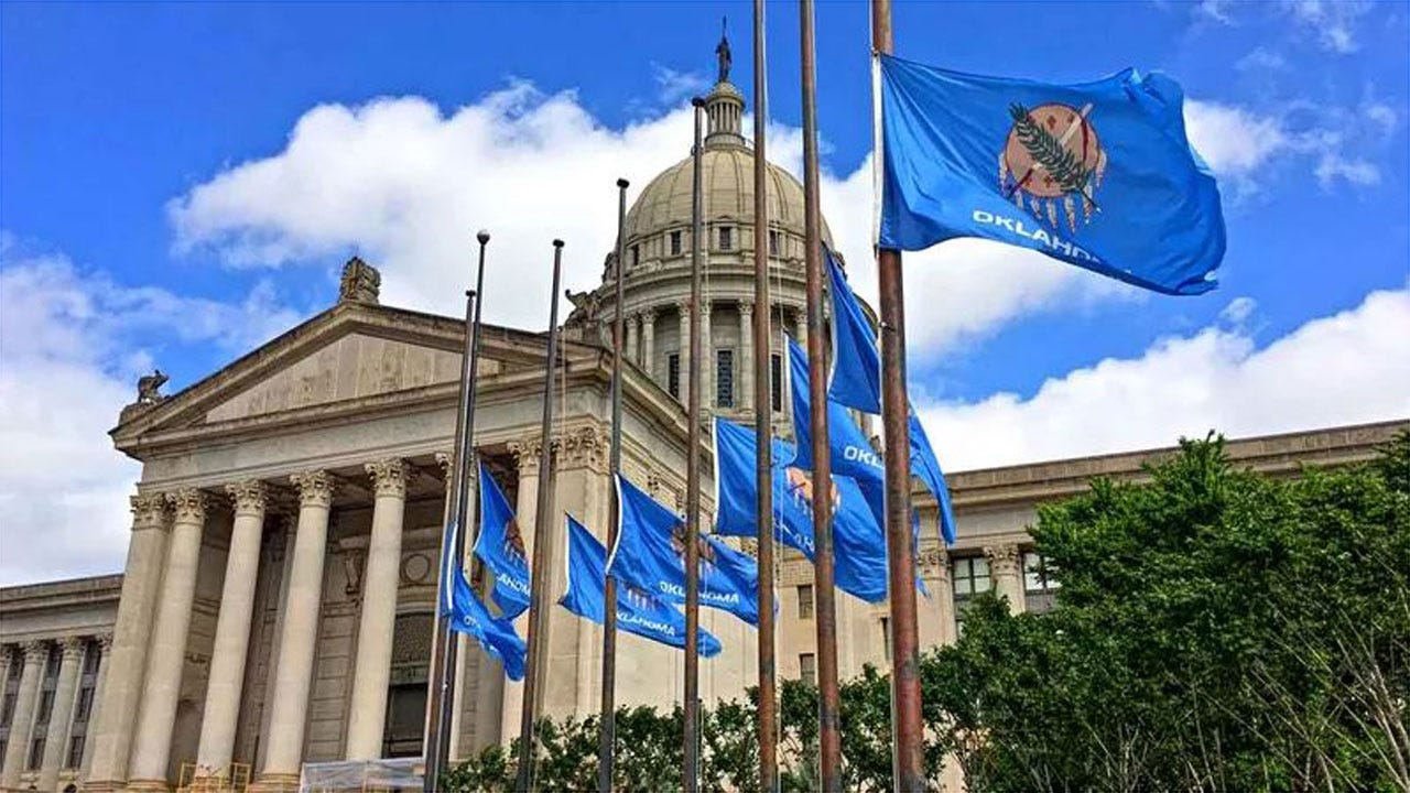 California Bans State-Funded Travel To Oklahoma