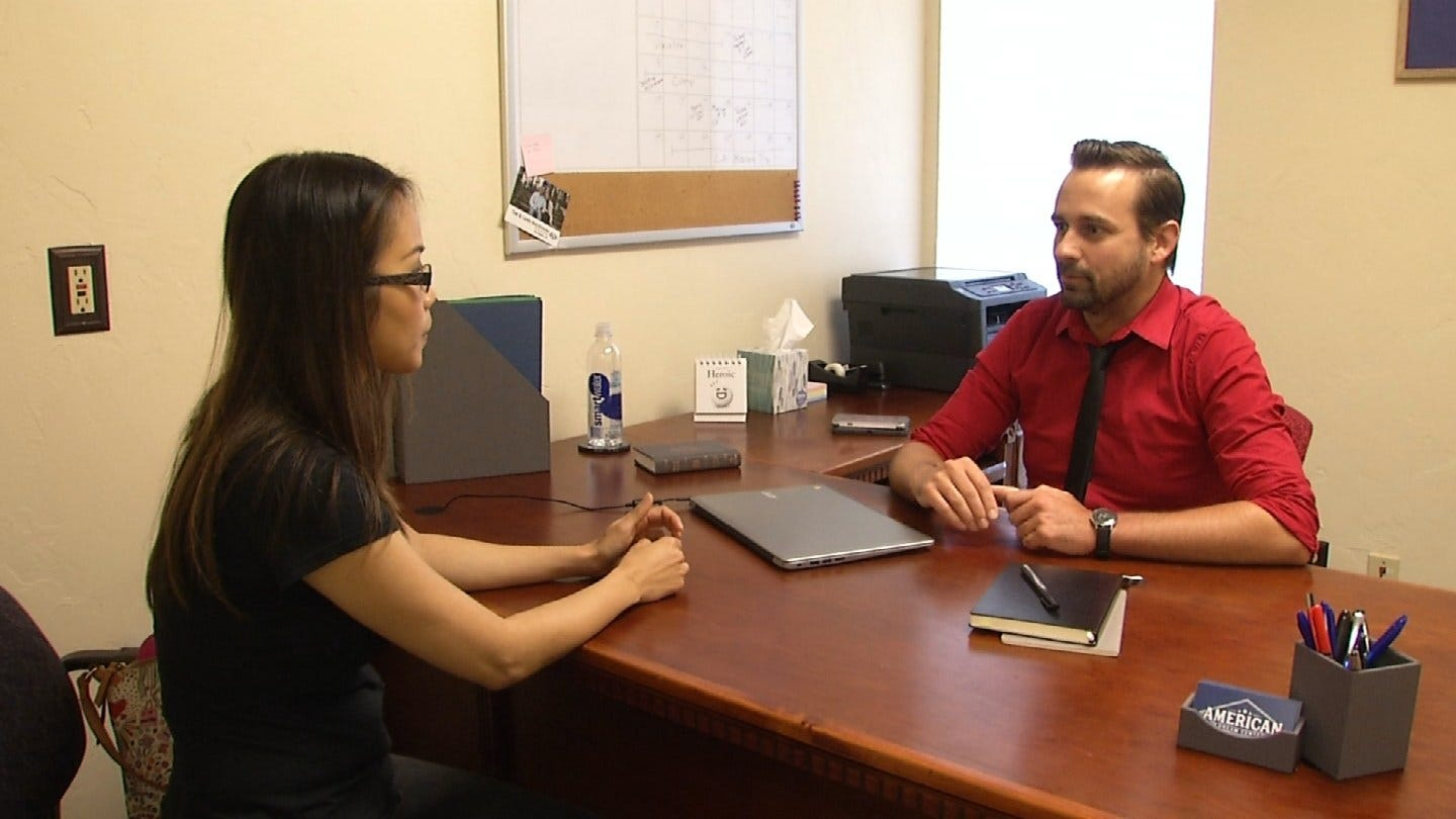 Former Teacher Working To Help Immigrants On Path To Citizenship