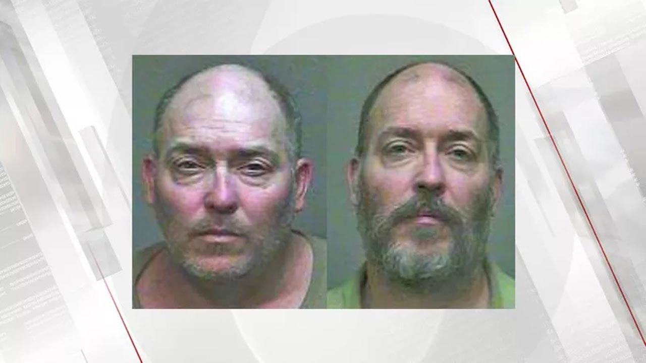 ME: OKC Couple Strangled Before Being Discovered In McIntosh County