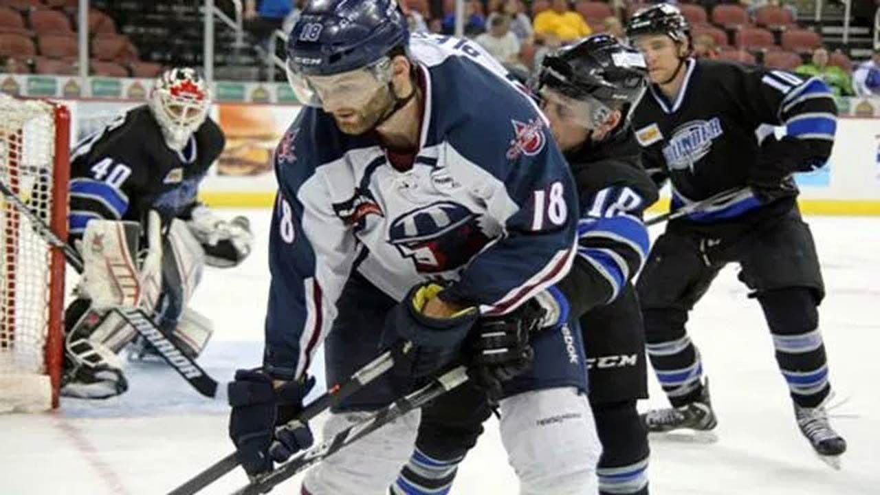 NHL's St. Louis Blues Extend Affiliation With Tulsa Oilers