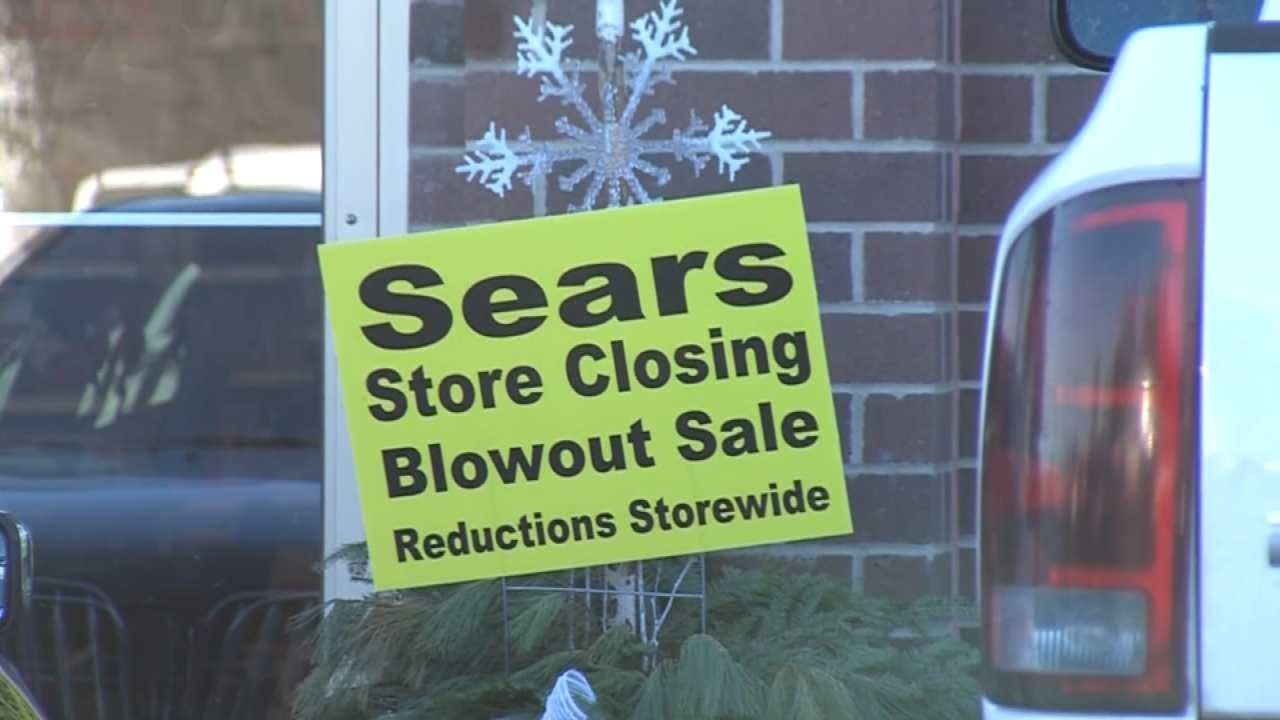 No Oklahoma Stores In Latest Sears Closing Announcement