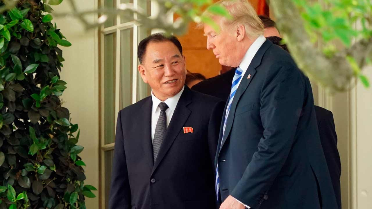 Trump Says June 12 Singapore Summit Is On