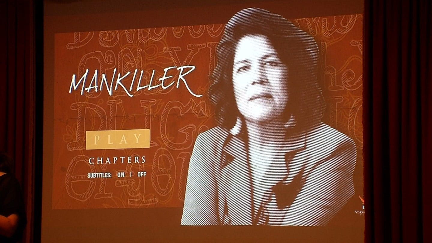 Documentary About Cherokee Nation's First Elected Female Chief Debuts