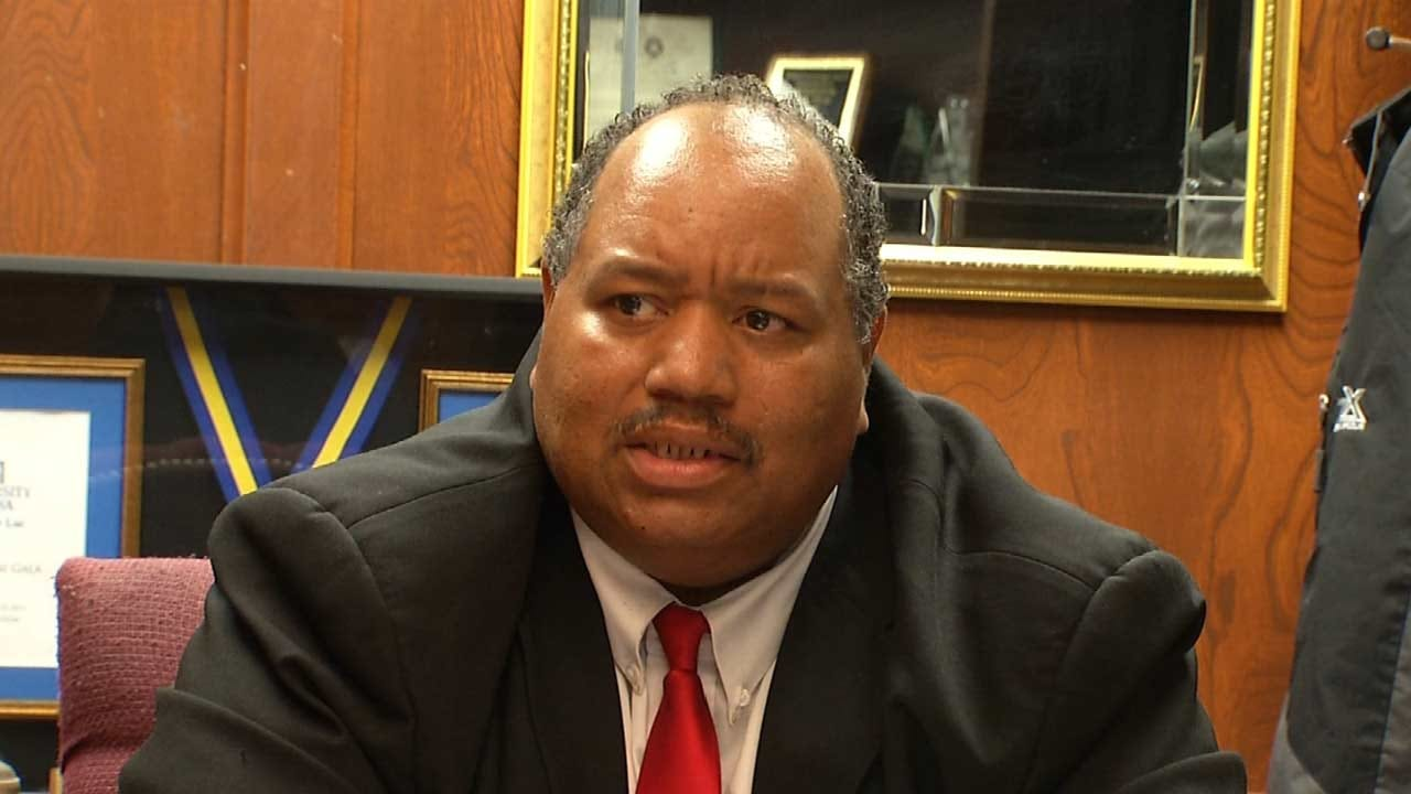 Accused Of Grade Tampering, Suspended Tulsa Principal Wants Name Cleared