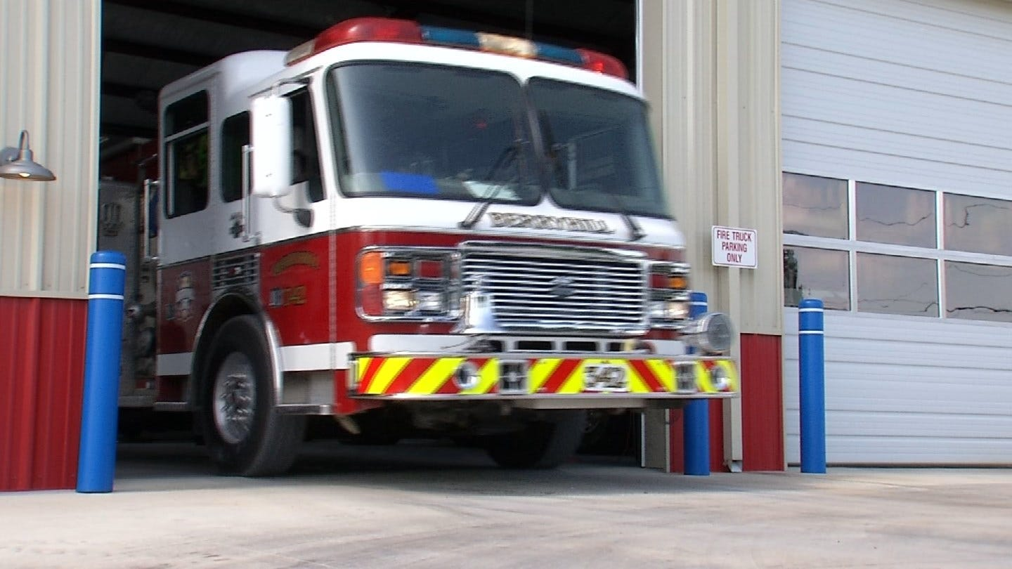 Berryhill Fire Department Innovations To Reduce Stress, Stay Healthy
