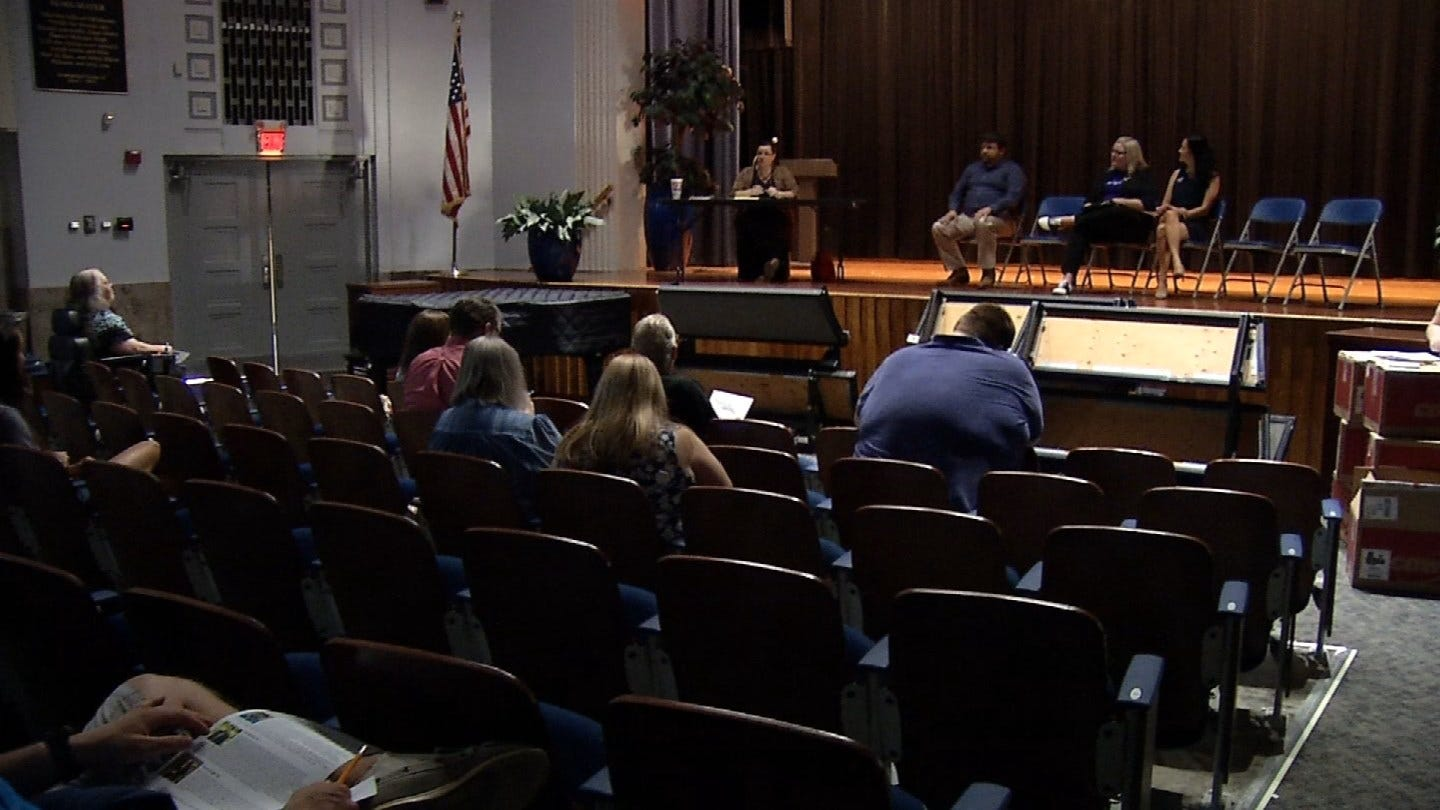 House Candidates Speak At First Of Three Forums On Education
