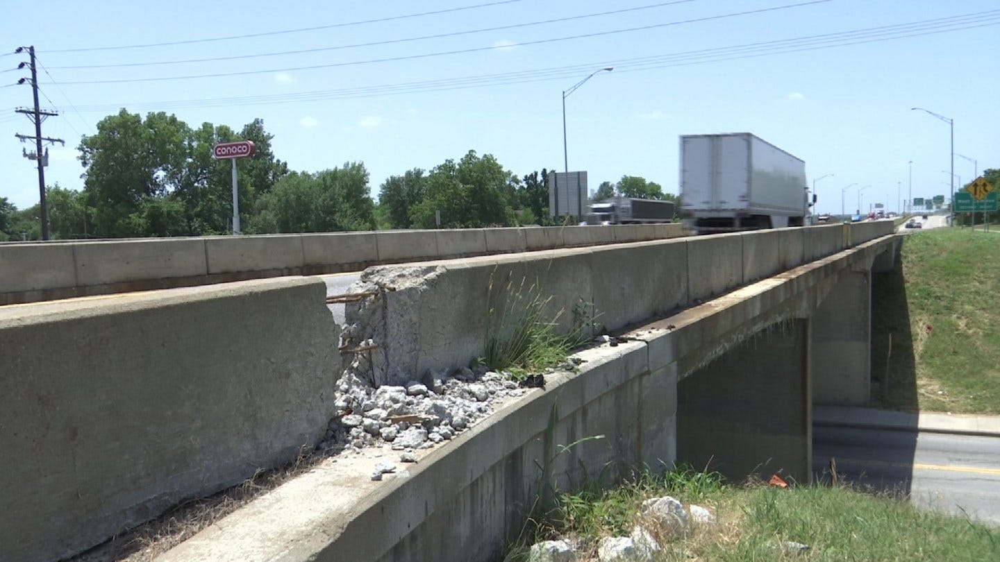 I-44 Bridge Repairs Get Help From Federal Grant