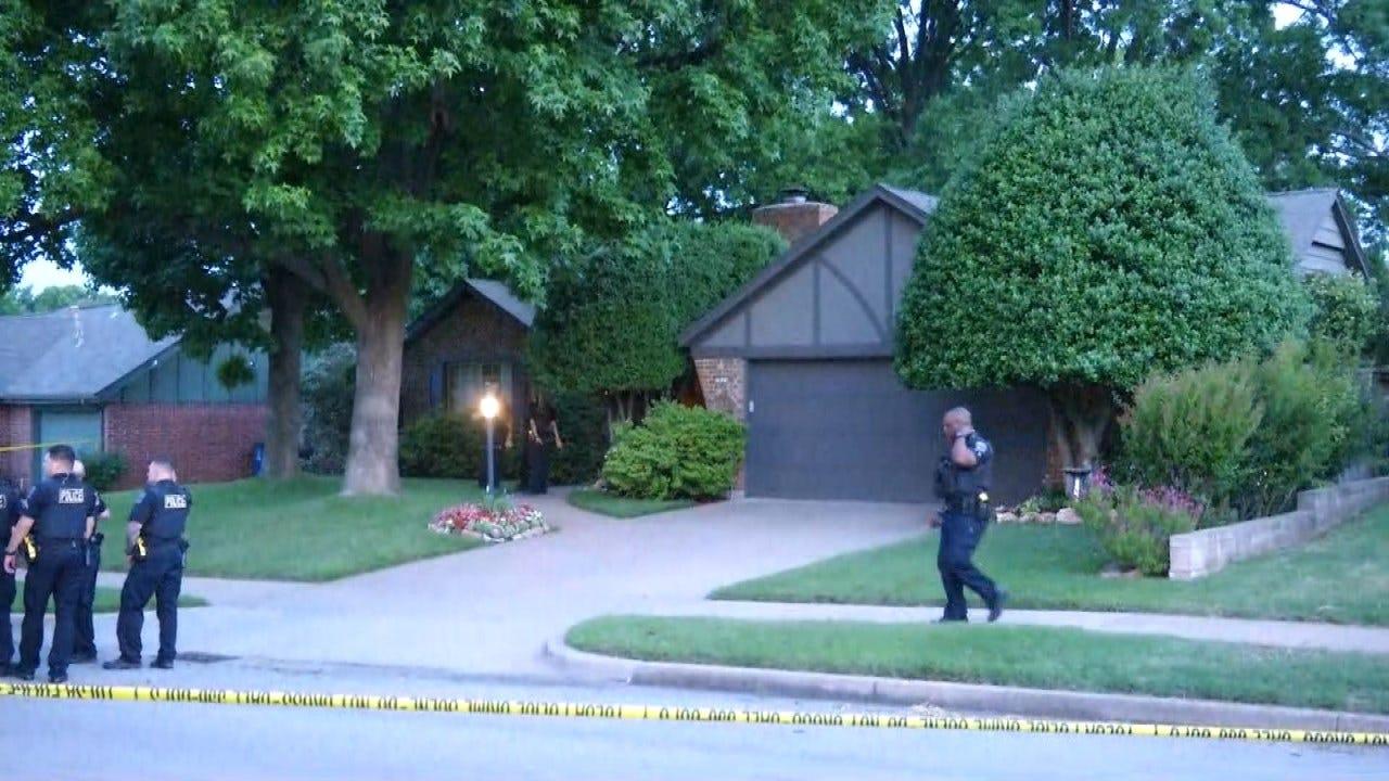 Police: Elderly Man Dead In Tulsa Home Burglary