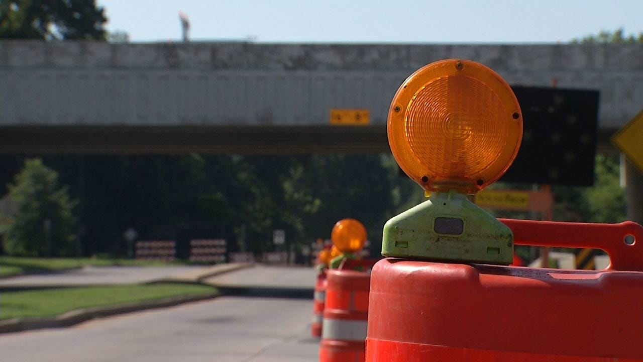 Work Continues As City Announces When Riverside Drive Reopens