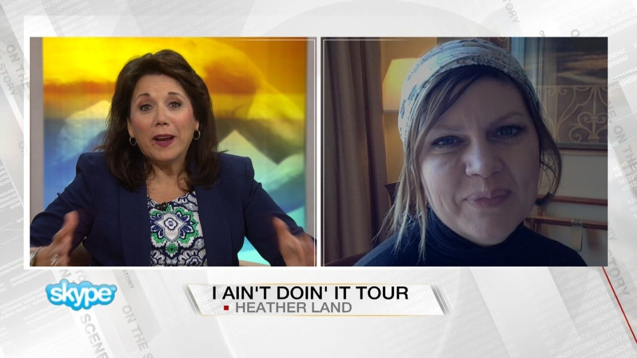 6 In The Morning Chats With Comedian Heather Land