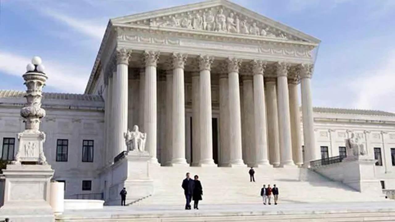 Supreme Court Decides Case On Purging Voter Registration Rolls