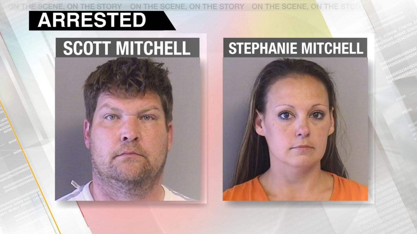 Two Arrested In Tulsa County After Kidnapping Their Son From Washington