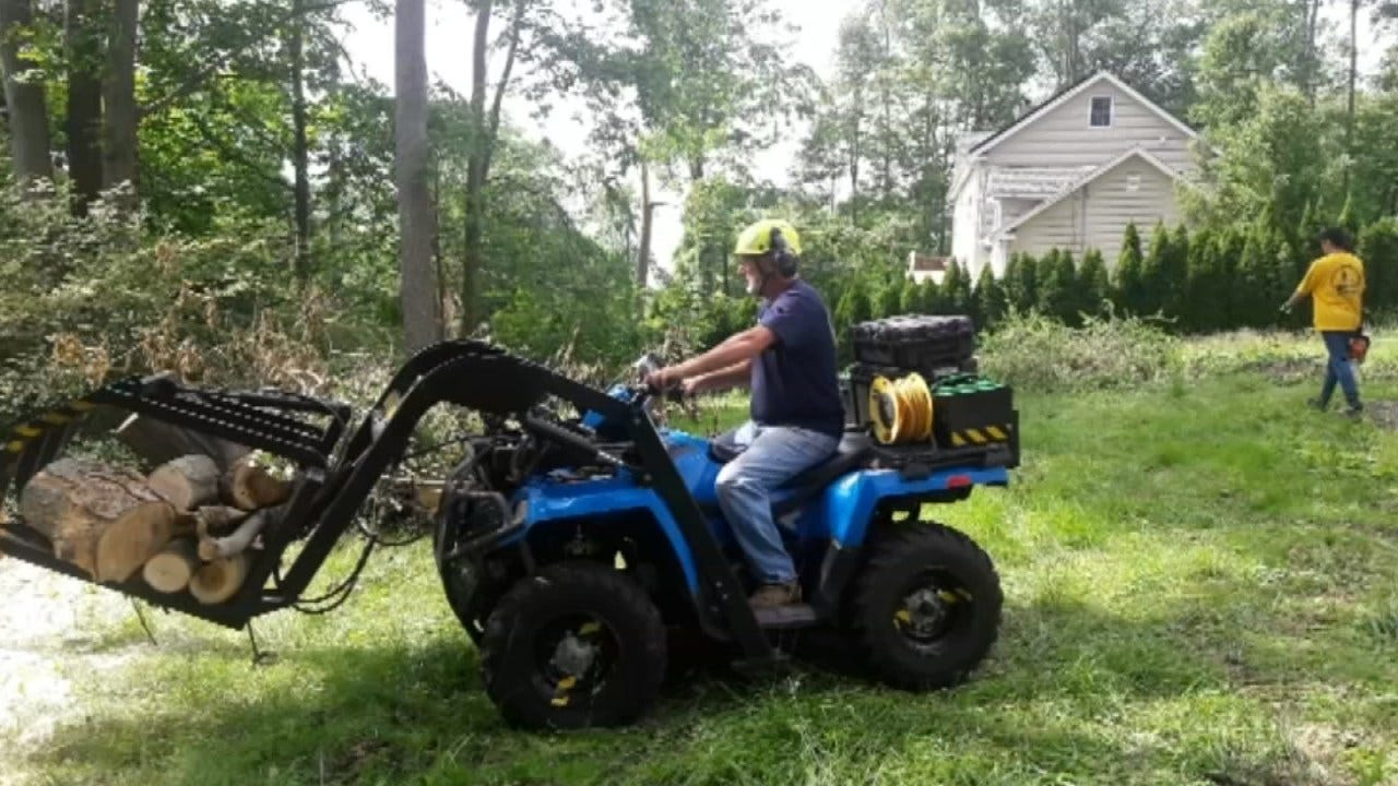 ATV Back In Action After Rogers County Theft