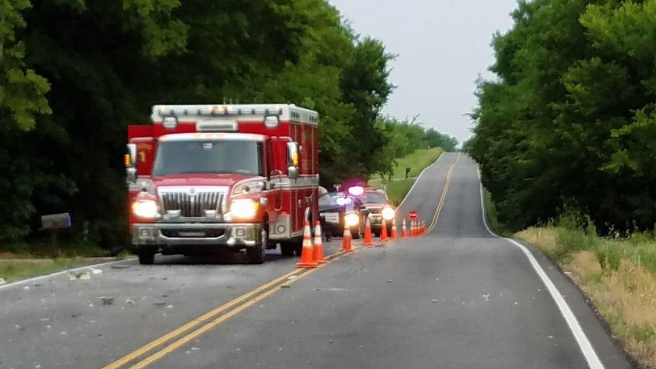 Fatal Crash Closes Highway 20 At Keetonville Hill