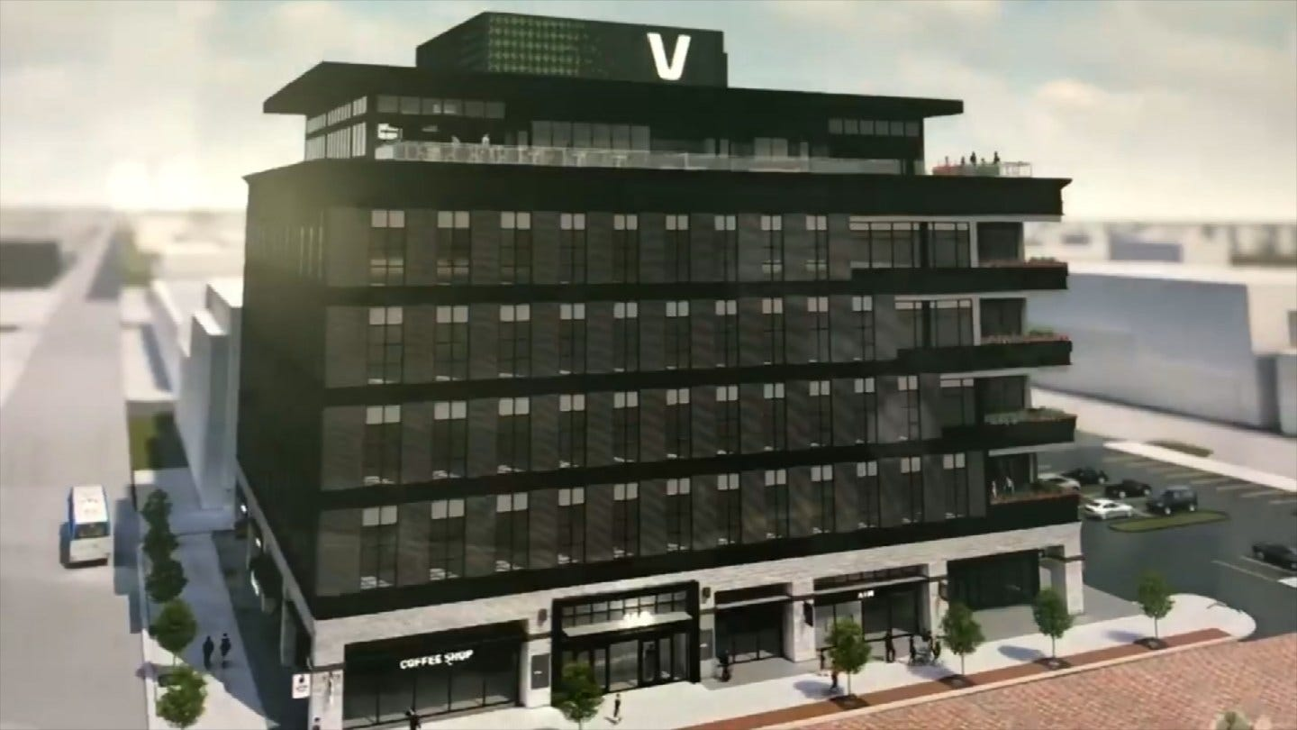 First Look At New Downtown Building, Groundbreaking Set For Friday