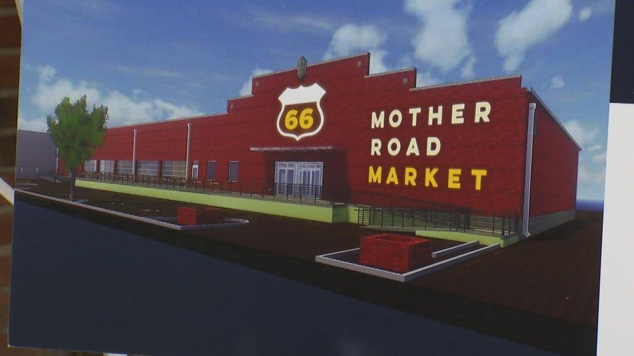 Grand Opening Of Tulsa's Kitchen 66