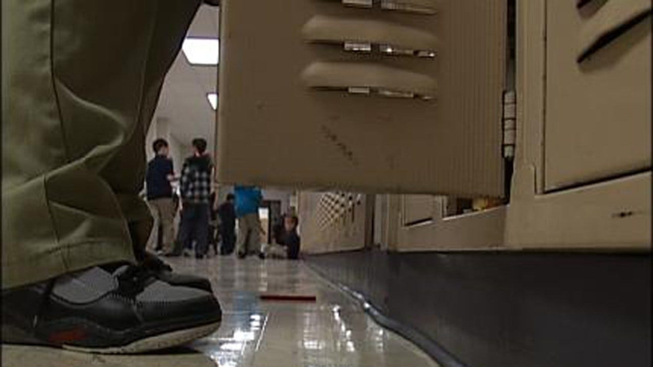 Oklahoma High Schools Issue Letters To Parents Over Coronavirus Concerns