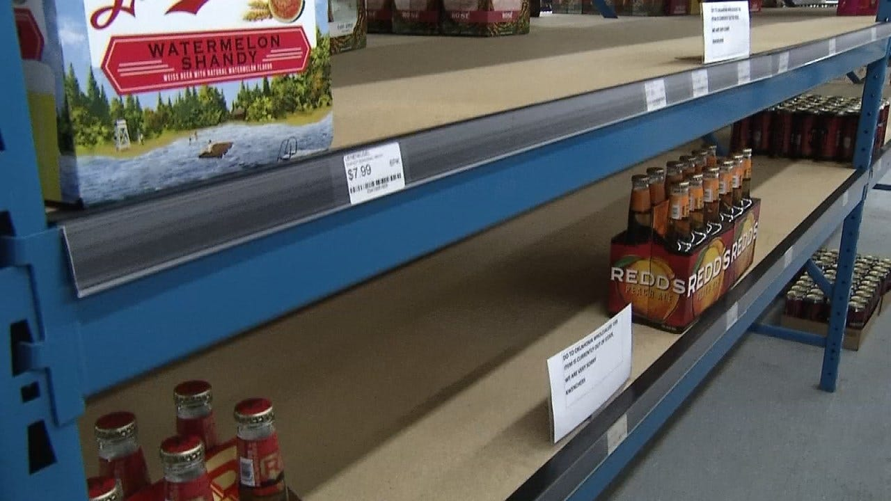 Retailers Blame Statewide Beer Shortage On New Liquor Law