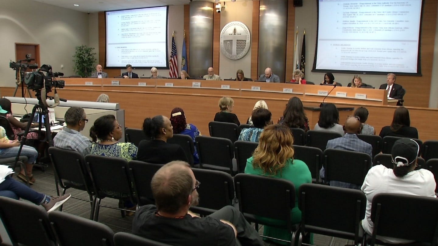 Tulsa City Council Votes To Support State Question 794