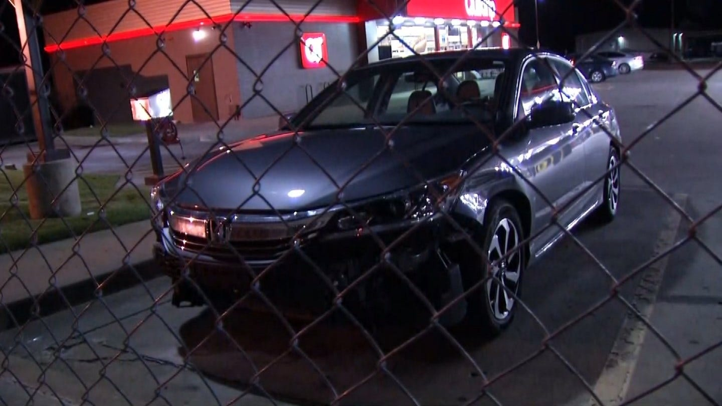 12-Year-Old Arrested After Tulsa Car Theft