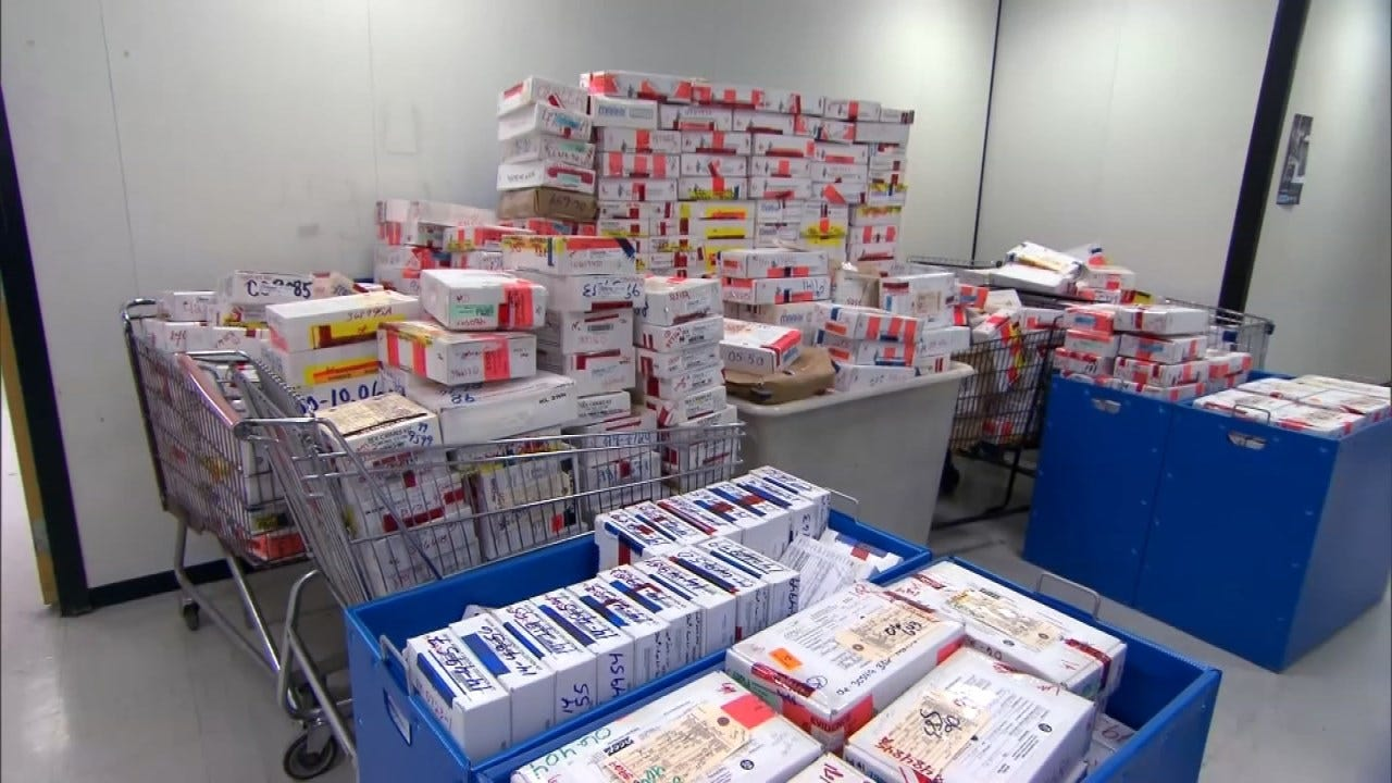 Clearing The Backlog Of Untested Rape Kits In Oklahoma