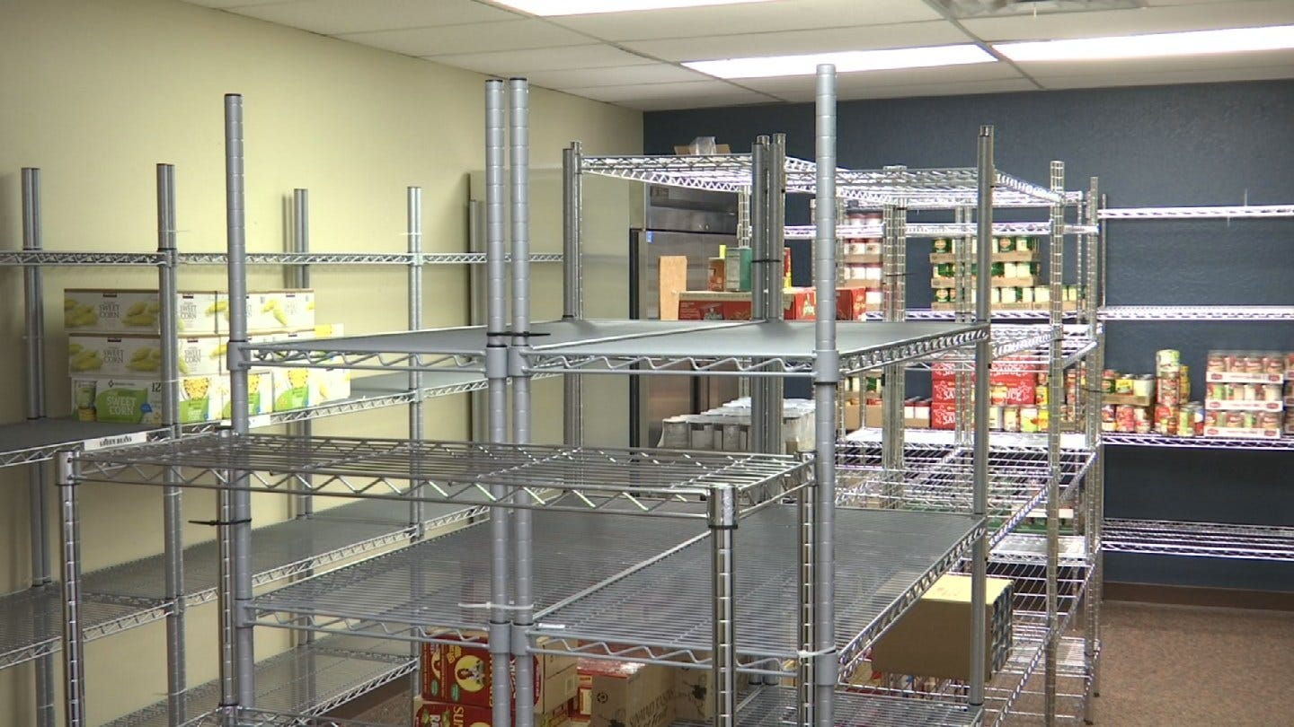 Owasso Food Pantry In Desperate Need Of Donations
