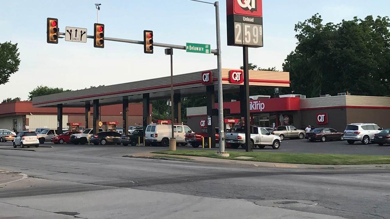 Police: App Alerts Victim To Tulsa Burglary & Tracks Stolen Car