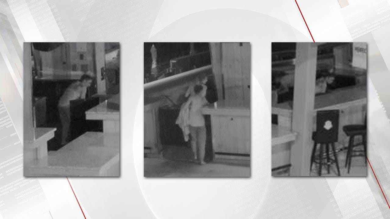 Two Women Sought After ONEOK Field Burglary