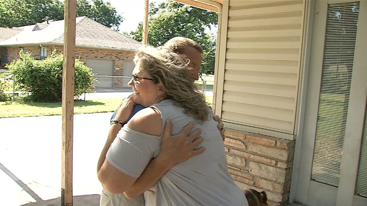 DNA Test Reunites Family After 40 Years