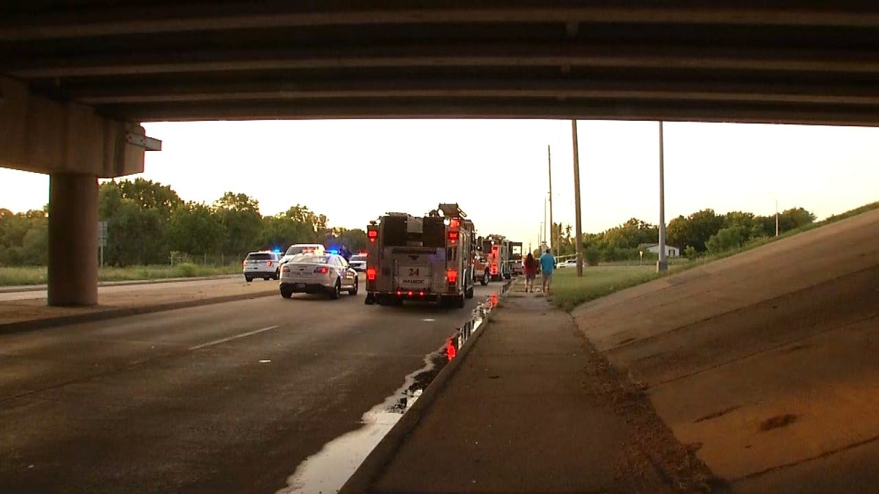 Police ID Woman In Fatal Tulsa Crash