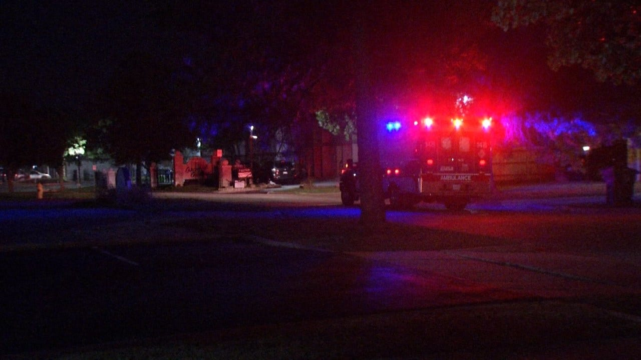 Police: Man Shot In Leg During Robbery At Tulsa Home