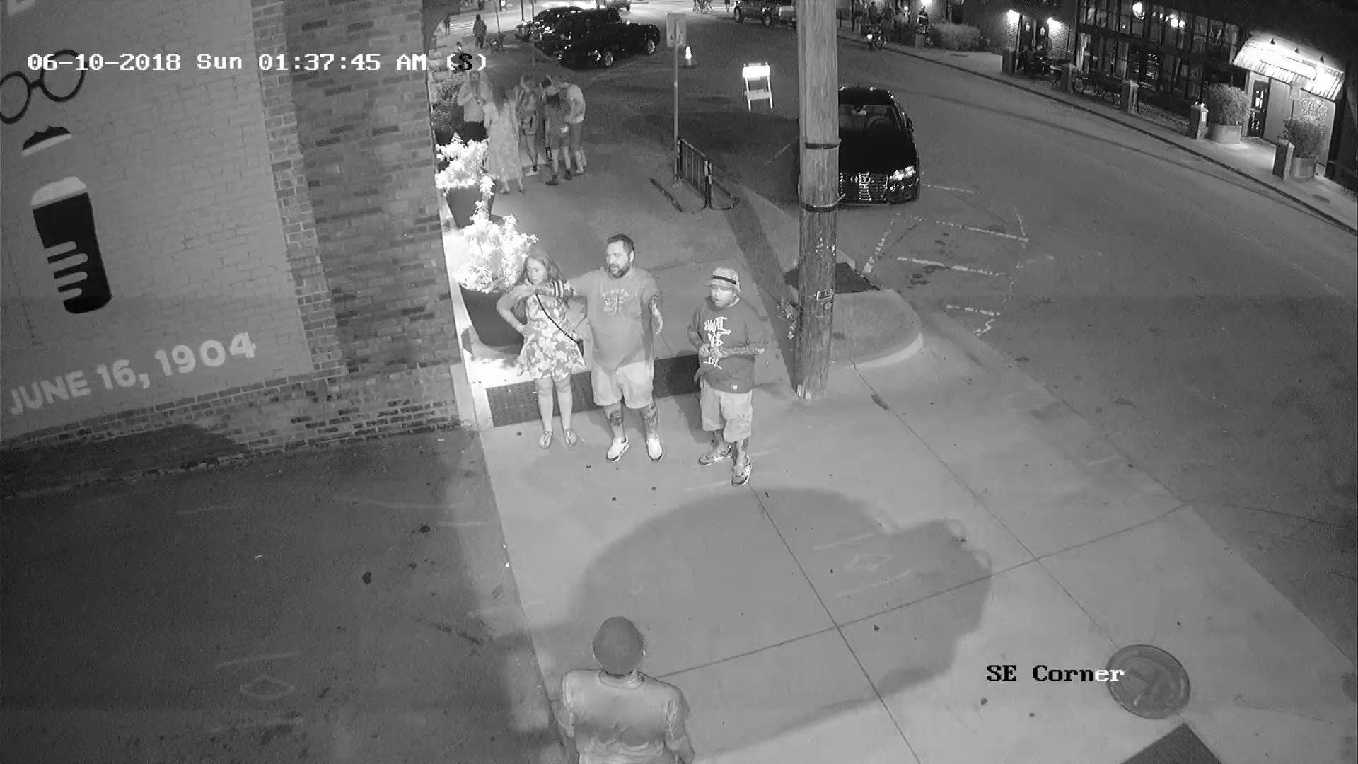 Tulsa Police Looking For Help In Graffiti Case